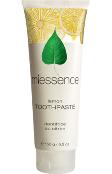 Photo of Lemon Toothpaste