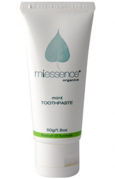 Photo of Trial Size – Mint Toothpaste