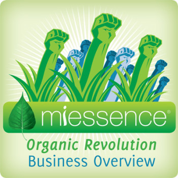 Miessence Organic Revolution Network Marketing Opportunity