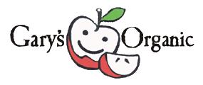 garys organic logo
