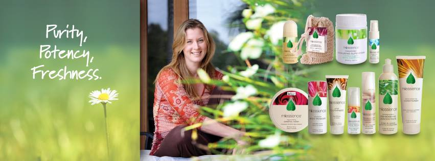 Narelle Chenery of Miessence